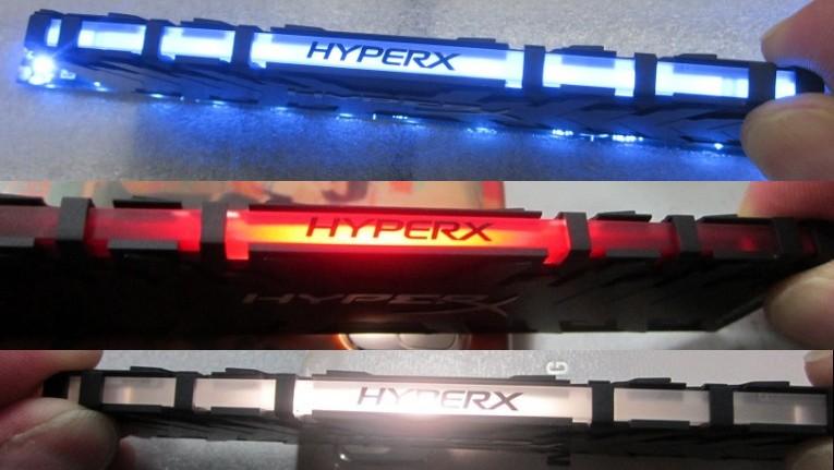 HyperX представила свою первую игровую мышь Pulsefire, клавиатуру ALLOY RGB и память Predator DDR4 LED с подсветкой [CES 2017]