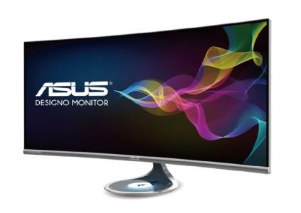 ASUS представила крупные мониторы Designo и ProArt и компактные компьютеры VivoMini