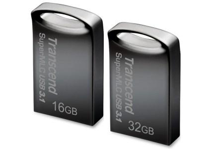 Transcend JetFlash 740 — флэш-накопитель промышленного класса с интерфейсом USB 3.1 на базе памяти SuperMLC