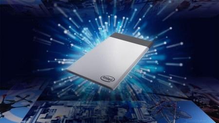 Intel Compute Card — x86-совместимый ПК размером с кредитку