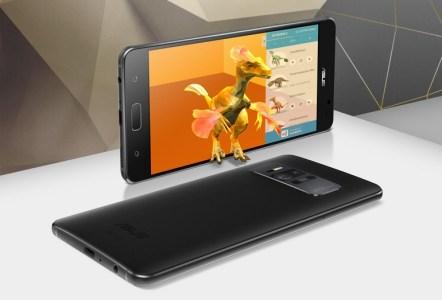 ASUS ZenFone AR с поддержкой технологий Google Tango и Daydream стал первым смартфоном на рынке с 8 ГБ ОЗУ