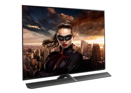 Panasonic анонсировала флагманский OLED телевизор EZ1002