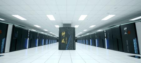 К концу года Китай обещает прототип первого в мире экзафлопсного суперкомпьютера