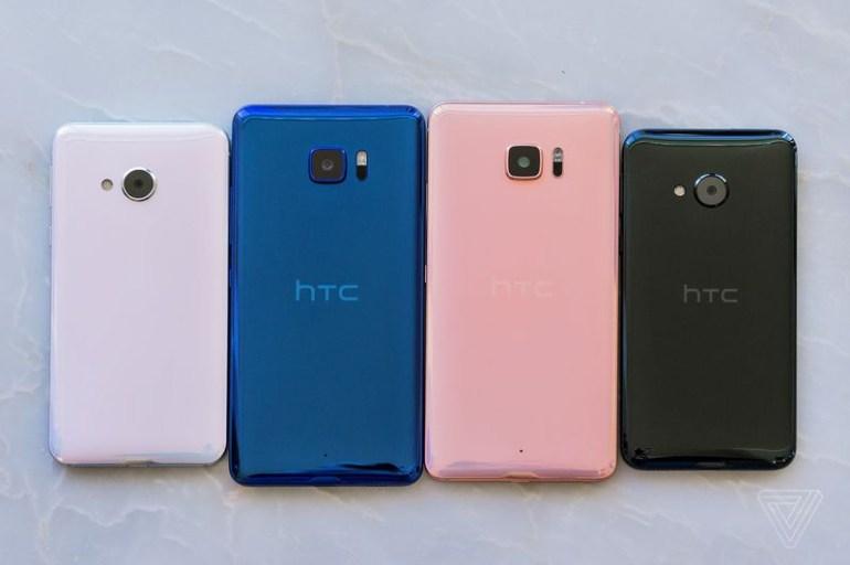 Представлен смартфон HTC U Play, унаследовавший дизайн и программные особенности старшей модели при более скромных характеристиках
