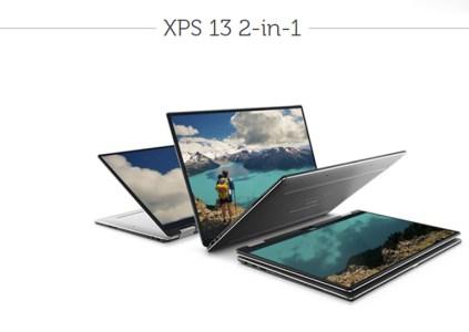 Dell работает над трансформируемым 13-дюймовым ноутбуком XPS