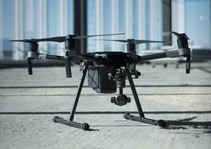 DJI представила линейку квадрокоптеров Matrice M200 для промышленной аэросъемки в тяжелых условиях