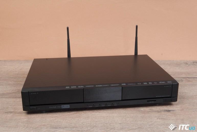 Обзор медиаплеера Dune HD Duo 4K: теперь и в полноразмерном корпусе