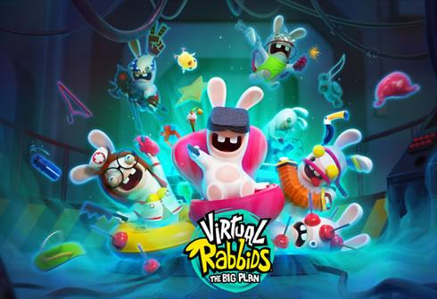 «Безумные кролики теперь и в VR»: Google анонсировала Virtual Rabbids и другие эксклюзивные игры на платформе Daydream