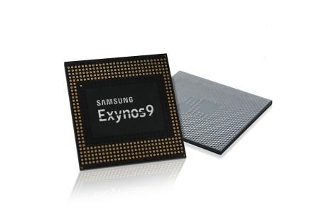 Представлена 10-нанометровая однокристальная система Samsung Exynos 9 Series 8895