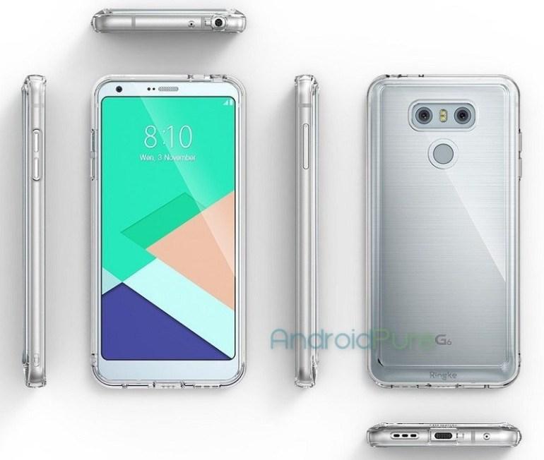 """LG опубликовала приглашение на презентацию в рамках MWC 2017, в котором еще раз напомнила о """"большом экране"""" смартфона G6"""