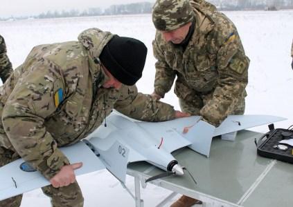 Вооруженные Силы Украины начали испытания нового отечественного беспилотника «Лелека-100» [видео]