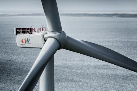 Датский ветрогенератор MHI Vestas V164 побил мировой рекорд, выработав 216 МВтч электроэнергии за сутки