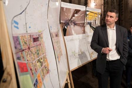 Виталий Кличко: Строительство метро на Виноградарь стартует уже в конце текущего года, а к 2021 году будут готовы две станции — «Проспект Правды» и «Мостицкая»