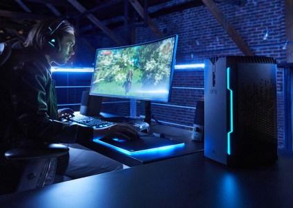 Corsair дразнит изображением своего первого игрового ПК Corsair One