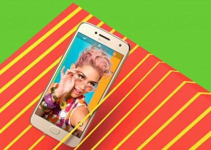 Опубликованы официальные изображения и характеристики смартфонов Moto G5 и G5 Plus