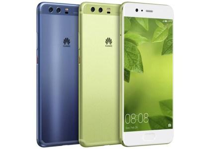 Представлены смартфоны Huawei P10 и P10 Plus. Фронтальные камеры теперь тоже Leica