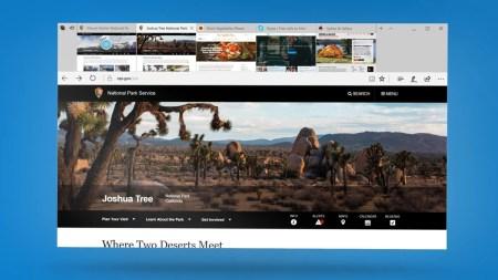 Видео: Microsoft демонстрирует новые возможности браузера Edge в обновлении Windows 10 Creators Update