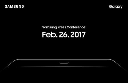 Прямая видеотрансляция пресс-конференции Samsung на MWC 2017