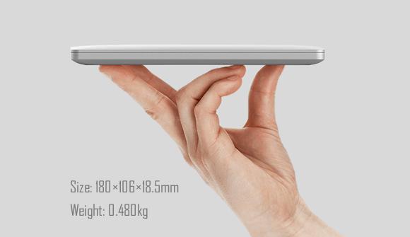 На Indiegogo собирают средства на выпуск карманного 7-дюймового нетбука GPD Pocket стоимостью $399