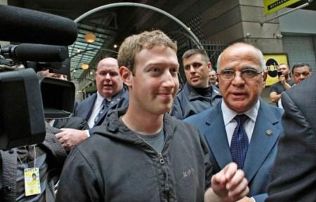 Акционеры Facebook призывают компанию исключить Марка Цукерберга из совета директоров