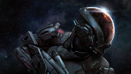 Стали известны системные требования Mass Effect: Andromeda