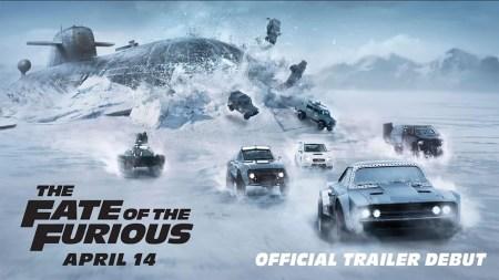 В новом трейлере фильма «Форсаж 8» / The Fate of the Furious хакер устраивает «кармагеддон», массово взломав автопилоты автомобилей