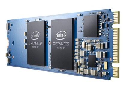 Intel анонсировала потребительские накопители Intel Optane Memory с памятью 3D XPoint