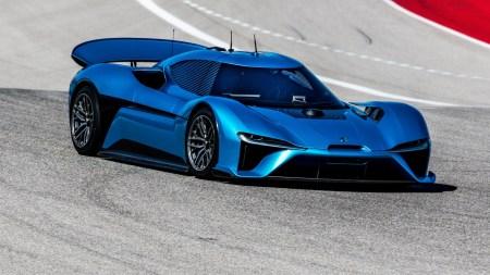 «Водитель не нужен»: Мегаваттный китайский электромобиль NIO EP9 установил рекорд трассы Formula 1 в режиме автопилота [видео]