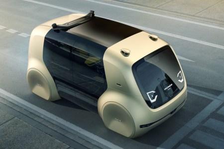 Volkswagen Sedric — концепт умного беспилотного электромобиля без руля и педалей для использования в сервисах автономного такси и каршеринга