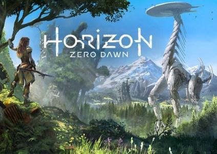 Horizon Zero Dawn: эпоха машин