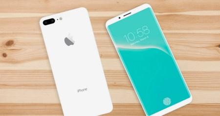 Дизайнер воссоздал внешний вид смартфона Apple iPhone 8. Вышло очень реалистично!