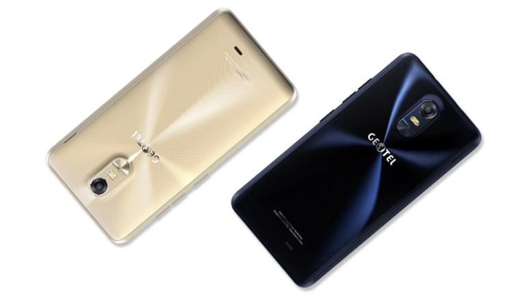 Geotel выпустил свой первый не защищенный смартфон Geotel Note