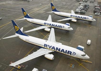 Приватбанк запустил продажи билетов на авиарейсы Ryanair в сервисах Приват24 и bilet.pb.ua