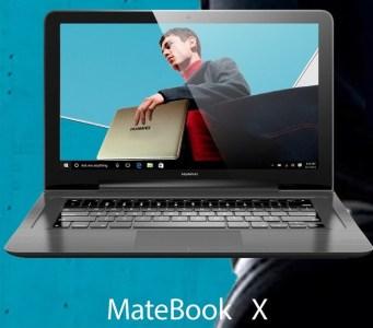 Грядущие Huawei Matebook E, X и D будут совершенно разными устройствами, опубликованы их официальные изображения