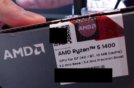 Энтузиаст наглядно сравнил производительность процессоров AMD Ryzen 5 1400, Intel Core i5-7400, Pentium G4560 и Core i3-6100 в восьми играх
