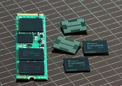 SK Hynix анонсировала первую 72-слойную флэш-память 3D-NAND для нового поколения SSD