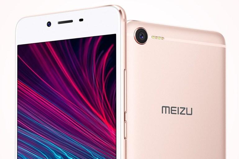 Смартфон Meizu E2 представлен официально: 5,5-дюймовый дисплей, MediaTek Helio Р20, до 4 ГБ ОЗУ и 64 ГБ хранилища, батарея на 3400 мАч плюс уникальный дизайн вспышки