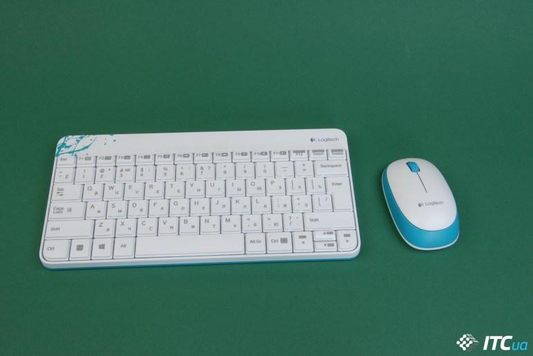 Обзор беспроводного комплекта Logitech Wireless Combo MK240