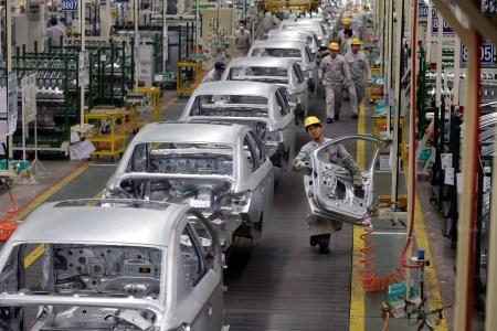 «Электроланосам быть?»: Владимир Гройсман обсудил с корейской компанией Posco Daewoo возможность создания национального бренда и производства электромобилей на территории Украины