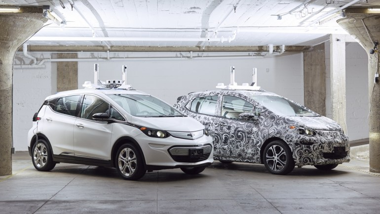 Ford, General Motors и Renault-Nissan: Исследователи из Navigant Research определили лидеров рынка беспилотных автомобилей