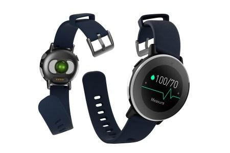 Acer представила фитнес-часы Leap Ware на биопроцессоре MediaTek MT2511 стоимостью €139