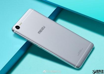 Смартфон Meizu E2 может получить уникальную вспышку, интегрированную в «антенную полоску» металлического корпуса