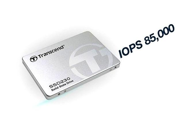 В Украине стартовали продажи SSD-накопителей Transcend SSD230S емкостью 256 и 512 ГБ по цене 3200 и 6000 грн соответственно