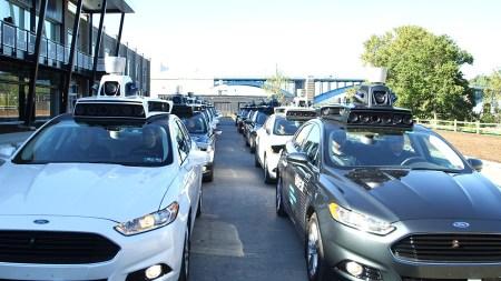 К 2030 году четверть поездок в США будут приходиться на беспилотные автомобили, задействованные в райдшеринге