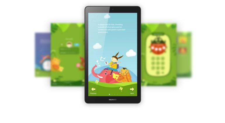 Представлены планшеты Huawei MediaPad T3 8.0 и MediaPad T3 7.0