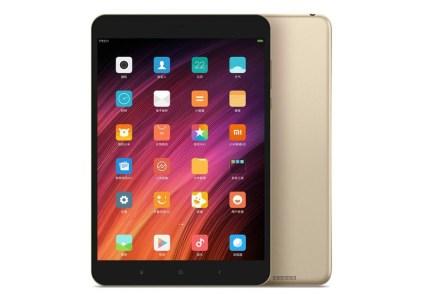Планшет Xiaomi Mi Pad 3 представлен официально: 7,9″ экран, 4 ГБ ОЗУ, 64 ГБ хранилища и аккумулятор на 6600 мАч за $220