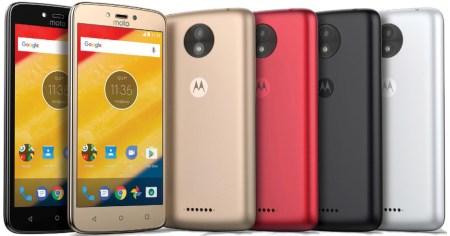 Эван Блэсс рассекретил внешность и характеристики бюджетных смартфонов Moto C и Moto C Plus