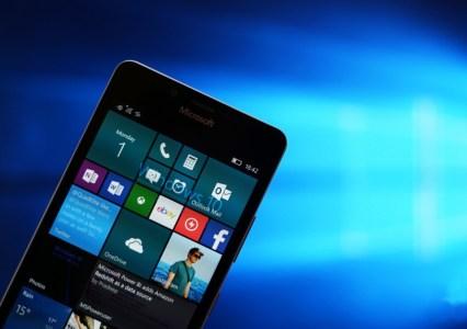 Обновление Creators Update выйдет всего для 13 смартфонов с Windows 10 Mobile, половина из которых – устройства Microsoft