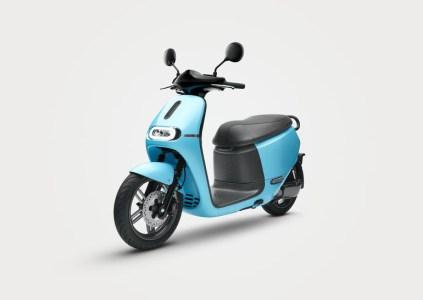 Gogoro анонсировала вторую модель электроскутера с рядом улучшений и более доступной ценой