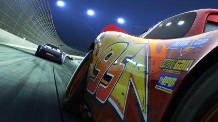 Вышел новый трейлер мультфильма «Тачки 3» / Cars 3 с гоночными симуляторами и шлемами виртуальной реальности